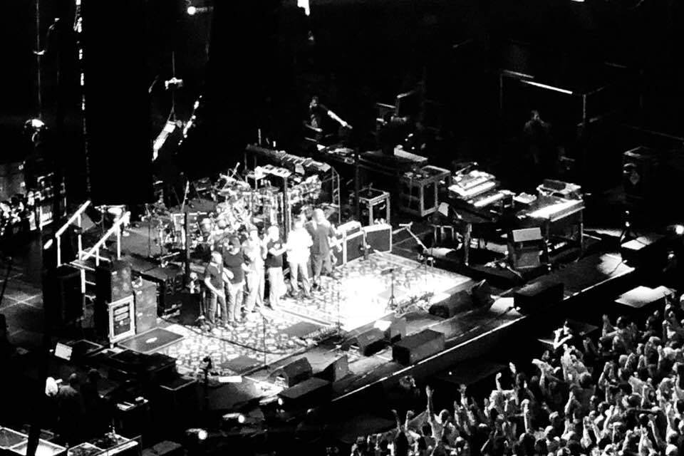 Dead and Company Setlist, Friday December 1 2017 | American Airline Center, Dallas Texas #DeadAndCompanyFallTour2017