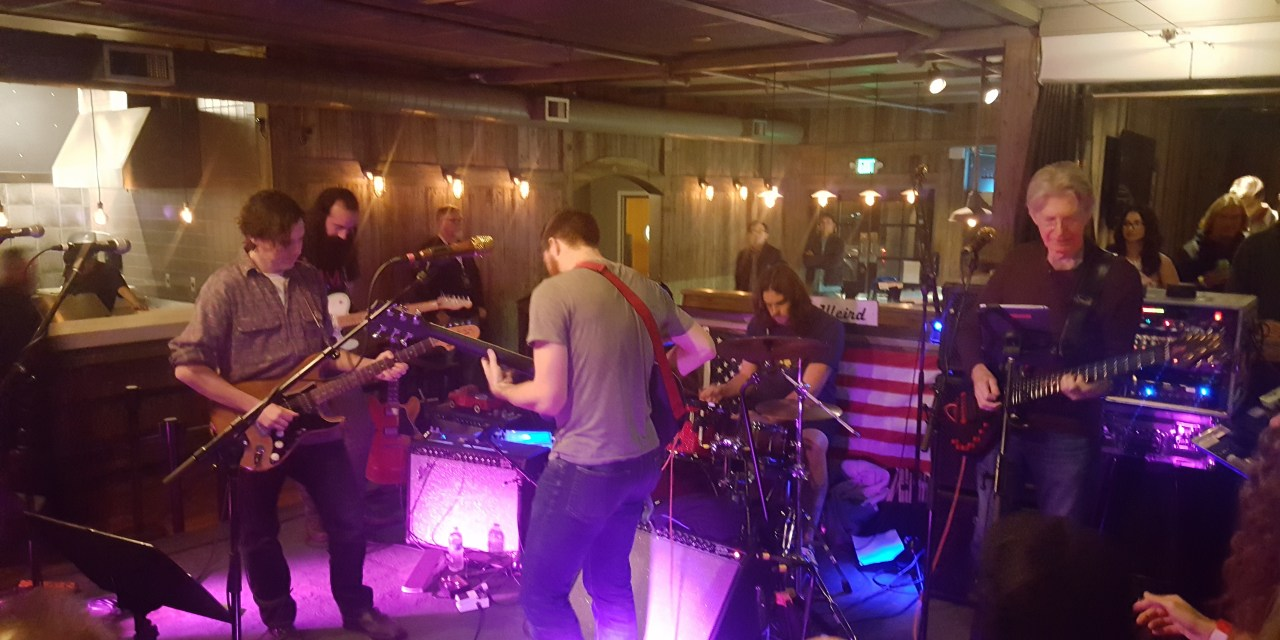 Setlist and Video Phil Lesh Dead of Winter 2018 Two of Four  Phil Lesh, Grahame Lesh, Cass McCombs, Ross James, Alex Koford