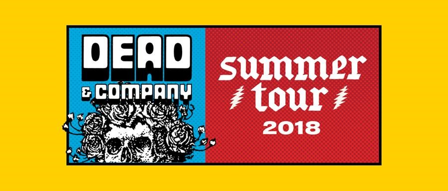 Dead And Company Summer Tour 2018 – 24 shows, 6 weeks, Coast to Coast with lots of middle!