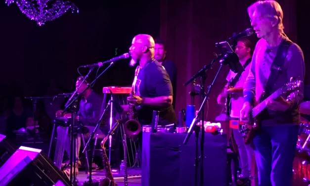 SETLIST: Phil Lesh and Friends |Wednesday, January 31, 2018 |Terrapin Crossroads, San Rafael California |Karl Denson, Chris Gelbuda, Scott Metzger, John Molo, Robert Randolph, Barry Sless