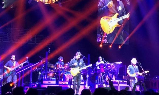 Dead & Company Setlist | Saturday February 24 2018 | Smoothie King Center, New Orleans Louisiana