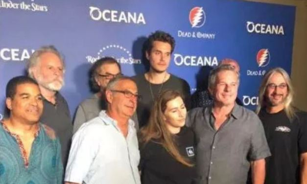 Dead and Company Oceana.org Benefit Setlist & Video clips | Sunday July 8 2018 | Private Home, Hollywood California #nmass #summertour2018 #DeadCo #deadandcompany