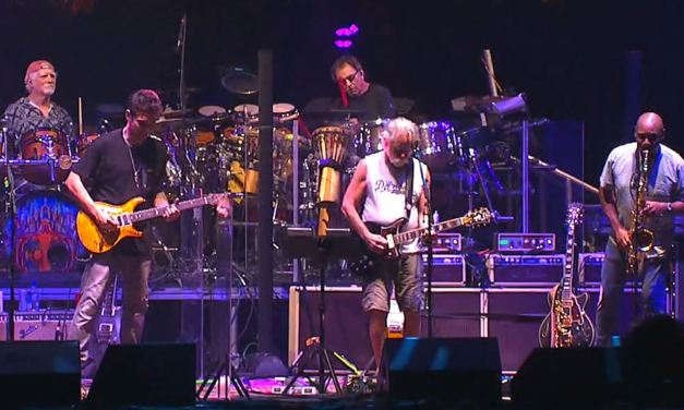 Dead & Company setlist & video | Sunday August 26, 2018 | Lockn' Festival, Arrington, Virginia  | Branford Marsalis joins in for the final Dead and Company show in 2018