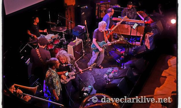 Bob Weir w Dumpstaphunk & Talking Head Jerry Harrison (setlist and video) | Monday September 17, 2018 | Get Down To Earth | Great American Music Hall, San Francisco
