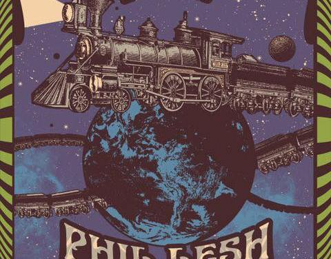 Phil Lesh and The Terrapin Family Band setlist and videos | Sunday, September 9, 2018 | The Fillmore  Philadelphia, PA