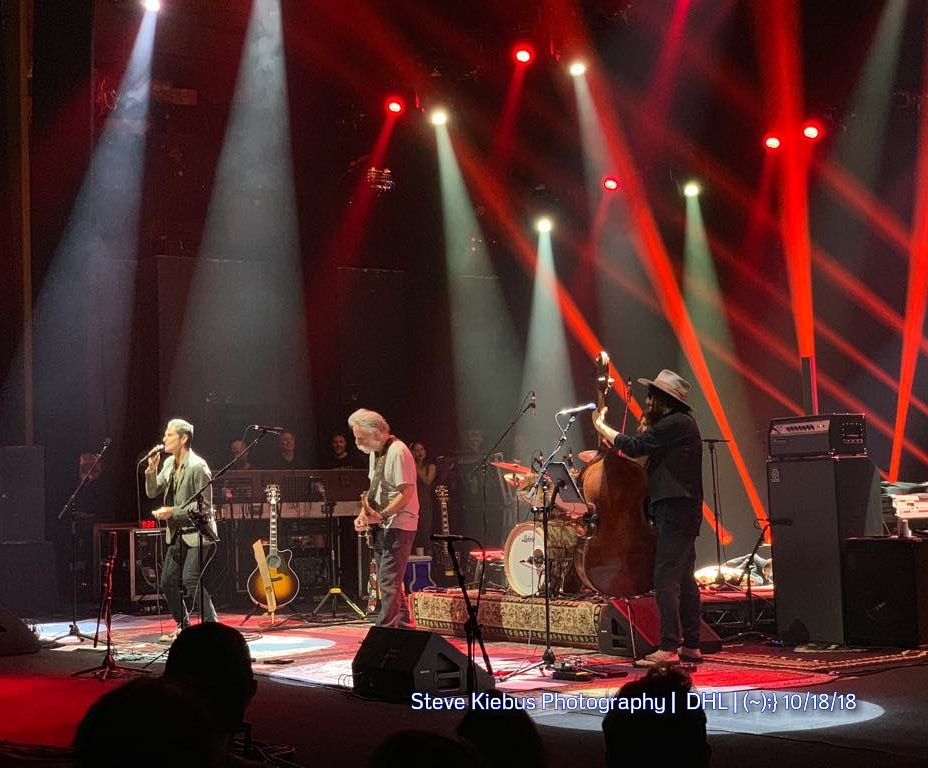 Bob Weir and Wolf Bros joined by Perry Farrell, setlist and videos   Thursday October 18, 2018   The Theatre at the Ace Hotel DTLA #FallTour2018 #BobWeir #wolfbros