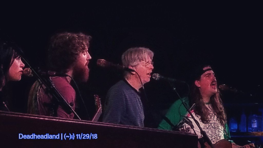 Phil Lesh and the Terrapin Family Band Reunion setlist | Thursday November 29, 2018 | Terrapin Crossroads, San Rafael California