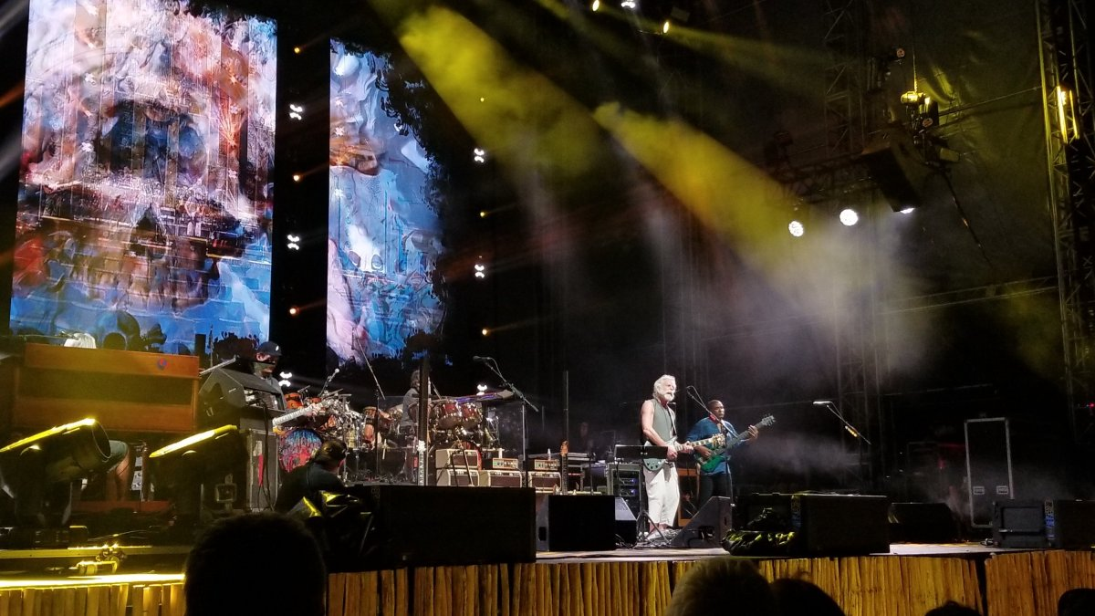 ¡MEXICO 2019! setlist 1 of 3 |Dead and Company| Playing In The Sand |Riviera Maya |Thursday, January 17, 2019