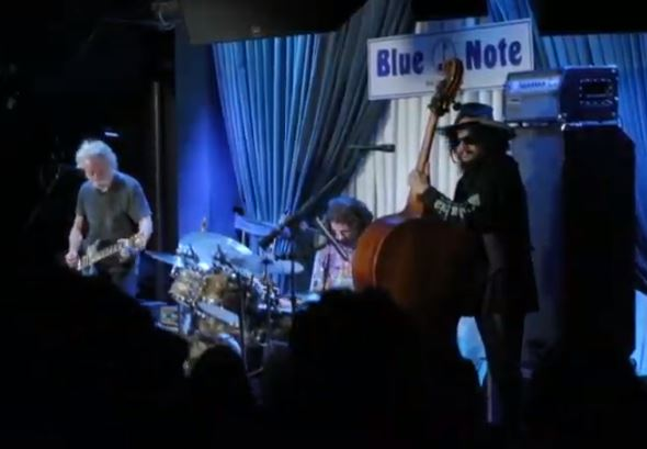 STREAMING LIVE Bob Weir & Wolf Bros Live from the Blue Note, New York City 3/11/2019