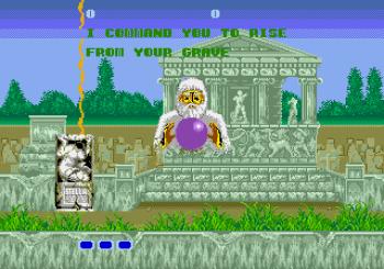 Altered Beast (Genesis) - 02