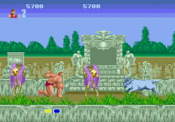 Altered Beast (Genesis) - 06