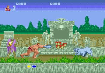 Altered Beast (Genesis) - 07
