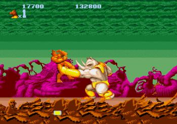 Altered Beast (Genesis) - 34