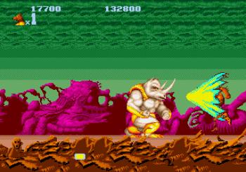 Altered Beast (Genesis) - 35