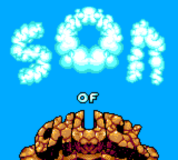 Chuck Rock II - Son of Chuck (Game Gear) - 02