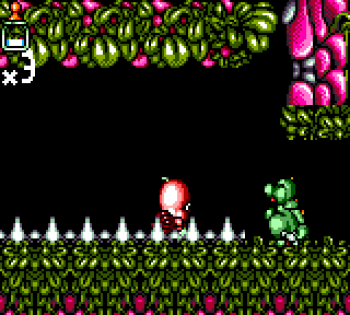 Chuck Rock II - Son of Chuck (Game Gear) - 10