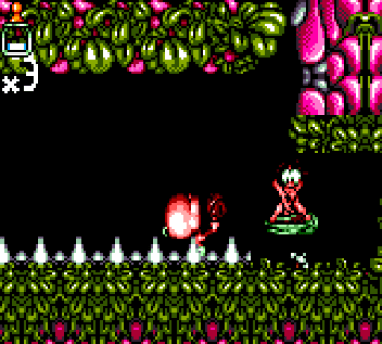 Chuck Rock II - Son of Chuck (Game Gear) - 11