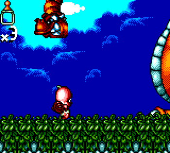 Chuck Rock II - Son of Chuck (Game Gear) - 13