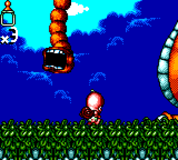 Chuck Rock II - Son of Chuck (Game Gear) - 14