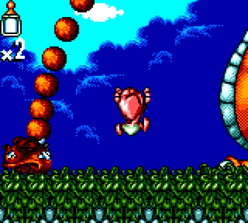 Chuck Rock II - Son of Chuck (Game Gear) - 16