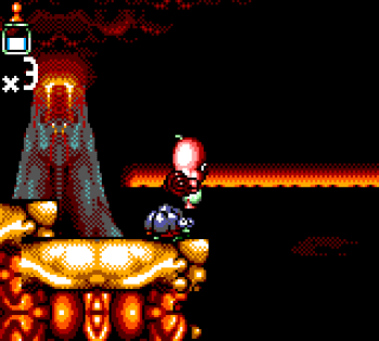 Chuck Rock II - Son of Chuck (Game Gear) - 21