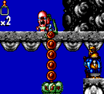 Chuck Rock II - Son of Chuck (Game Gear) - 46