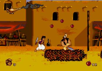 Disney's Aladdin Genesis - 02