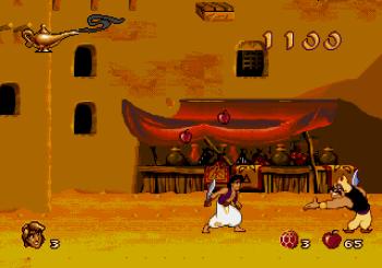 Disney's Aladdin Genesis - 04