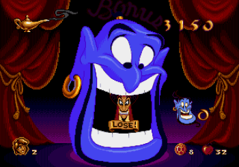 Disney's Aladdin Genesis - 09