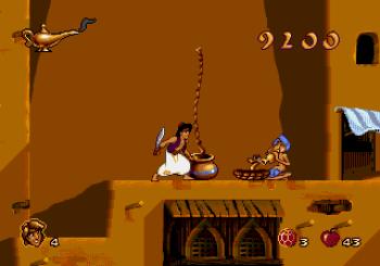 Disney's Aladdin Genesis - 19