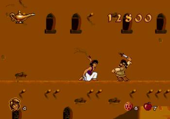 Disney's Aladdin Genesis - 20