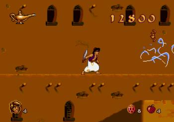 Disney's Aladdin Genesis - 21
