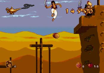 Disney's Aladdin Genesis - 23
