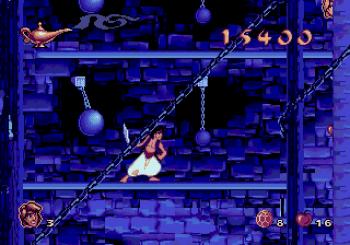 Disney's Aladdin Genesis - 25