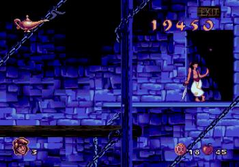 Disney's Aladdin Genesis - 29