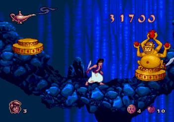 Disney's Aladdin Genesis - 34