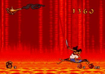 Disney's Aladdin Genesis - 41