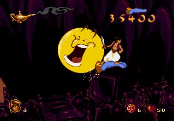 Disney's Aladdin Genesis - 45
