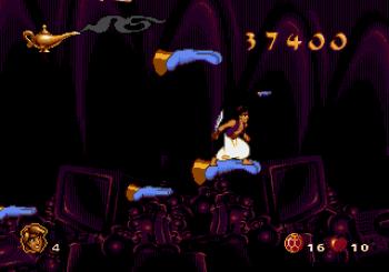 Disney's Aladdin Genesis - 47