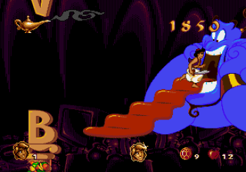 Disney's Aladdin Genesis - 50