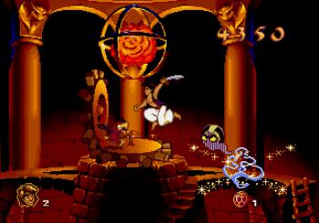 Disney's Aladdin Genesis - 54