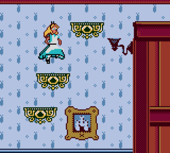 Disney's Alice in Wonderland GBC - 36