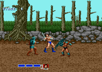Golden Axe (Genesis) - 04