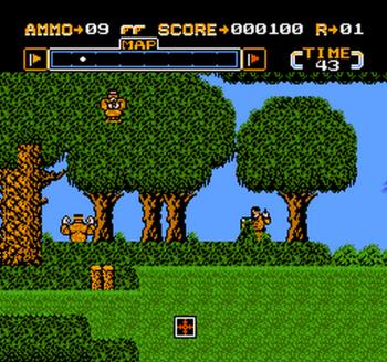 Gotcha! The Sport! (NES) - 03