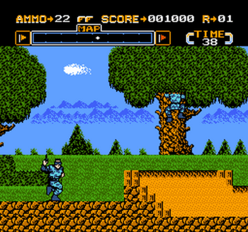 Gotcha! The Sport! (NES) - 04