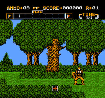 Gotcha! The Sport! (NES) - 06