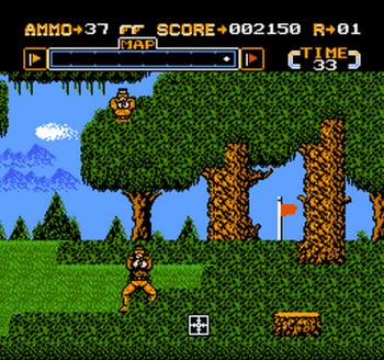 Gotcha! The Sport! (NES) - 10