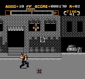 Gotcha! The Sport! (NES) - 14