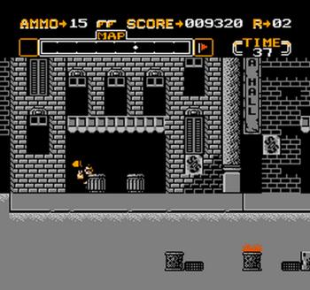 Gotcha! The Sport! (NES) - 15