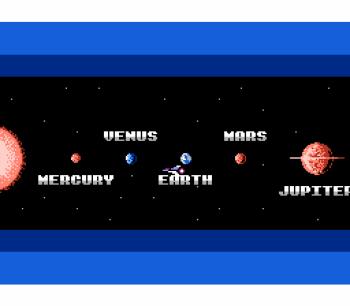 Gyruss (NES) - 42